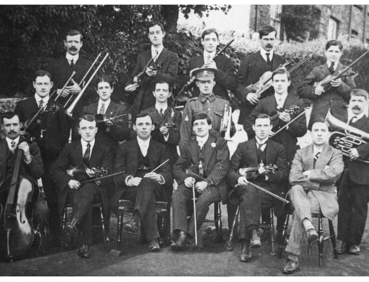 Llwydcoed United Orchestra 1915