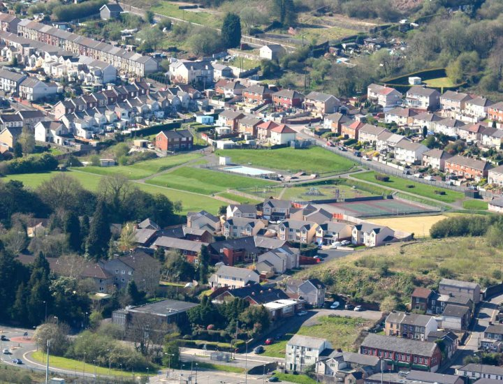 Gwernifor Grounds, Mountain Ash