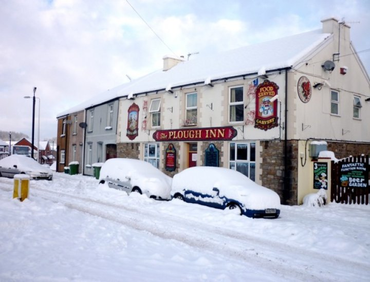 Plough Inn December 2010