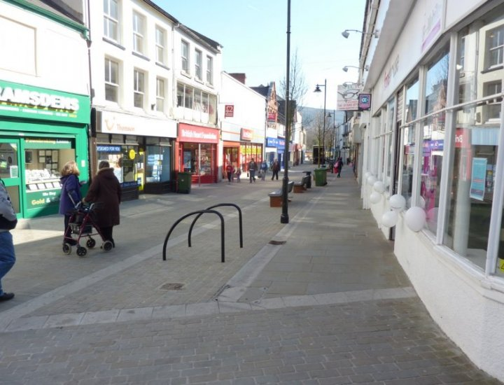 Aberdare Commercial Street