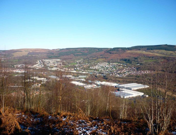 Aberaman and Cwmbach