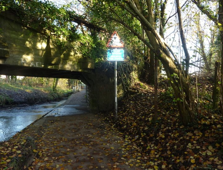 Public Right of Way  Old Canal Head Aberdare