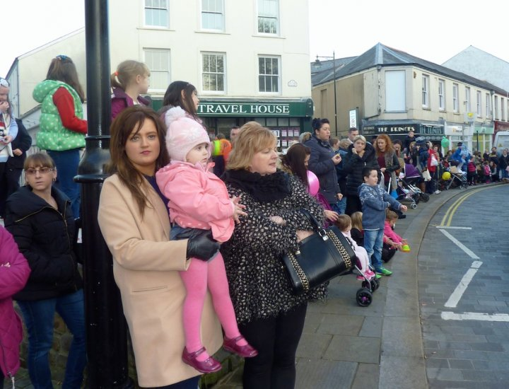Aberdare Christmas Event 2014