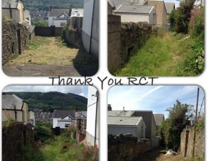 Caegarw after decades of neglect!