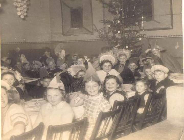 Bwlfa colliery Christmas party