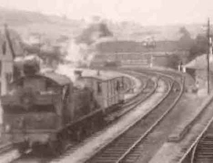 The Railway Station, Abercynon