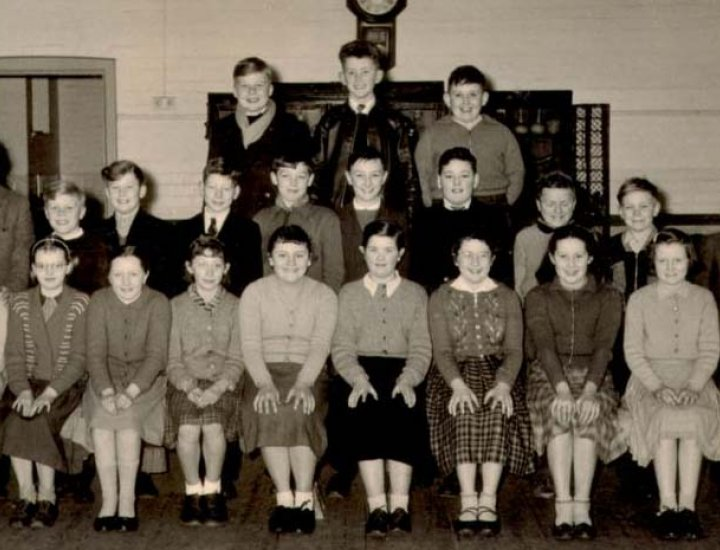 Rhigos Primary School - August 1950