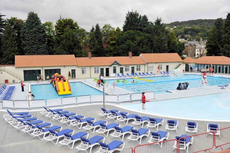 The National Lido of Wales - Pontypridd